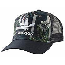Boné Adidas Originals Trefoil Jungle, A Pronta Entrega.