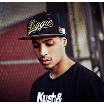 Boné Aba Reta Hip Hop Biggie Cayler & Sons Frete Gratis