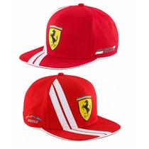 Boné Ferrari Alonso Fórmula 1 100% Oficial