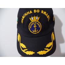 Boné / Chapéu Marinha Brasil / Eb Original Oficial Unico Ml
