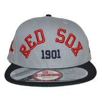Boné New Era Aba Reta Snapback Aberto Mlb Boston Red Sox