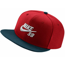 Boné Nike Sb Snapback Paul Rodriguez Icon Pro Red, Imediato