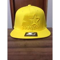 Boné Snapback Starter Amarelo