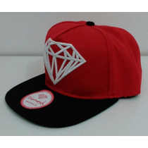 Boné Snapback Diamond Supply Co
