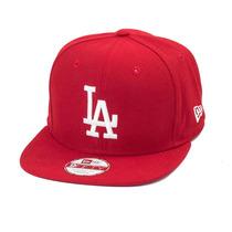 Boné New Era Strapback Original Fit Los Angeles Dodgers Ver