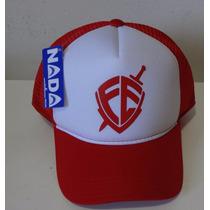 Boné Escudo Da Fé Moda Evangelica Gospel Trucker Cap Tela