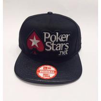Boné Aba Reta Poker Stars
