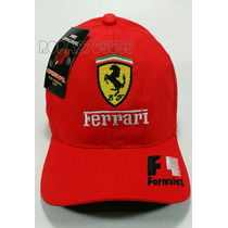 Boné Ferrari Formula 1