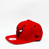 Boné New Nba Chicago Bulls Original Fit Snapback Aba Reta