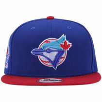 Boné Aba Reta New Era Toronto Blue Jays - Snapback - Adulto