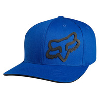 Boné Fox Signature Flexfit Azul P/m Rs1