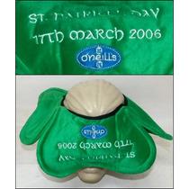 Adereço De Cabeça Em Veludo St Patricks Day 2006