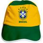 Boné Para Bebê Brasil Modelo Cbf Torcida Baby