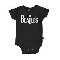 Body Infantl The Beatles Classic Logo - Bandup!