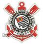 Patch Bordado Escudo Futebol Timão Corinthians 8,5cm Tms5