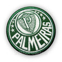 Tsp046 Palmeiras 9 Cm Símbolo Escudo Futebol Patch Bordado
