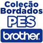 600 Mil Bordados Em P E S Para Brother Bernina Frete Gratis