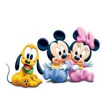 Coleção Bordados Disney Baby - Pes E Jef (brother, Janome)