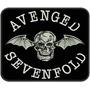 Frete Grátis Patch Bordado Banda Avenged Sevenfold Gr Ban13
