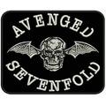 Bordado Termocolante Banda Rock Avenged Sevenfold Patc Ban12