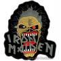 Bordado Mascote Eddie Banda Metal Iron Maiden Patch Ban123