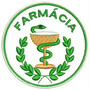 Bordado Termocolante Logo Farmácia 8cmx8cm Patch Prf37