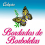 Bordados De Borboletas Primavera + 150 Modelos Pes/jef/dst