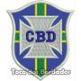 Patch Bordado Escudo Cbd Seleção Brasil Retro Antigo Sel54