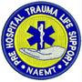 Pacth Bordado Termocolante Phtls Pre Hospitalar Trauma
