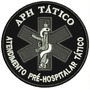 Pacth Bordado Termoco Aph Tático Atendimento Pré-hospitalar