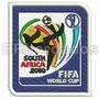 Tpc085 Copa 2010 África Seleção Futebol Patch Bordado 7x8 Cm