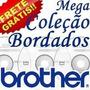 600 Mil Bordados Em P E S Para Brother Bernina Via Download