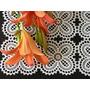 Bordado Computadorizados Bc520 Floral Croche