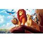 Coleção De Bordados Rei Leâo Disney - Pes Ou Jef