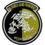 Patch Bordado Militaires Sans Metal Gear Solid 10x9cm Mlt102