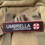 Patch Em Pvc 3d Umbrella Corporation Resident Evil - Velcro