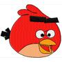 Coleção Angry Birds - Matriz Bordado Computadorizado
