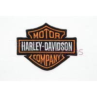 Patch Bordado Harley Davidson Motorcycles Company Aplique