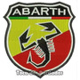 Bordado Termocolante Logo Brasão Abarth Patch Carro Car341