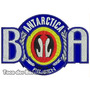 Bordado Logo Cerveja Antarctica Boa 10cm Patch Log10