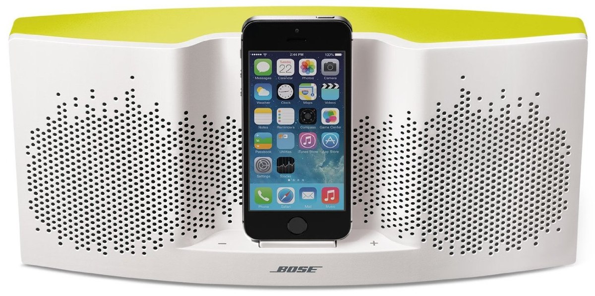 how to play iphone 5 on bose sounddock