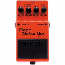 Pedal Boss Md-2 Mega Distortion / Md2