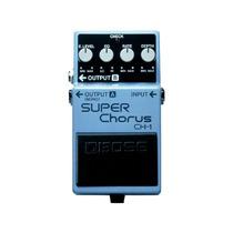 Pedal Ch-1 Boss Azul Super Chorus