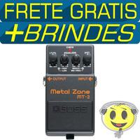 Pedal Boss Mt-2 Metal Zone Mt2 Original P R O M O Ç Ã O