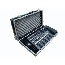 Hard Case Pedal Pedaleira 80x40x10cm Boss Zoom Tamanho G