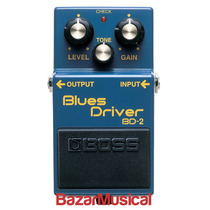 Pedal Boss Bd-2 Blues Drive