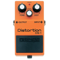 Pedal Boss Ds-1 Distortion Distorção - Loja Autorizada
