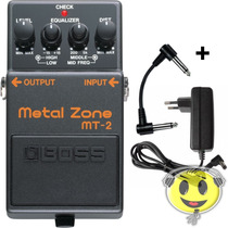 Pedal Boss Mt-2 Metal Zone Mt2 Original P R O M O Ç Ã O