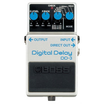 Pedal Boss Digital Delay Dd-3 Novo Original Garantia Nfe