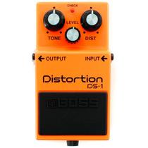 Boss Ds-1 Distortion - Pedal De Distorção + Garantia 1 Ano